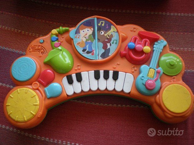 Pianola music combo 10 in 1 bkids