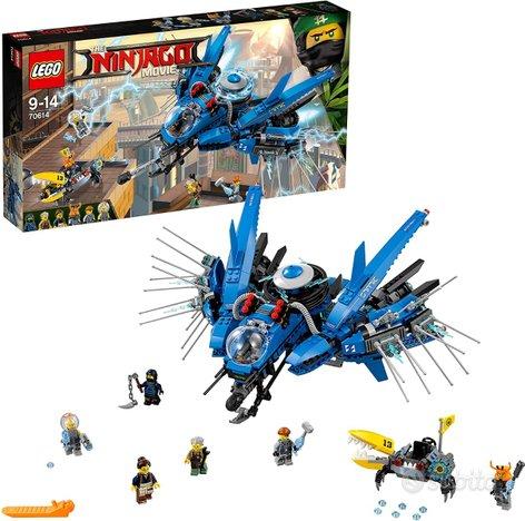 LEGO- Ninjago Jet Fulmine 70614 NUOVO