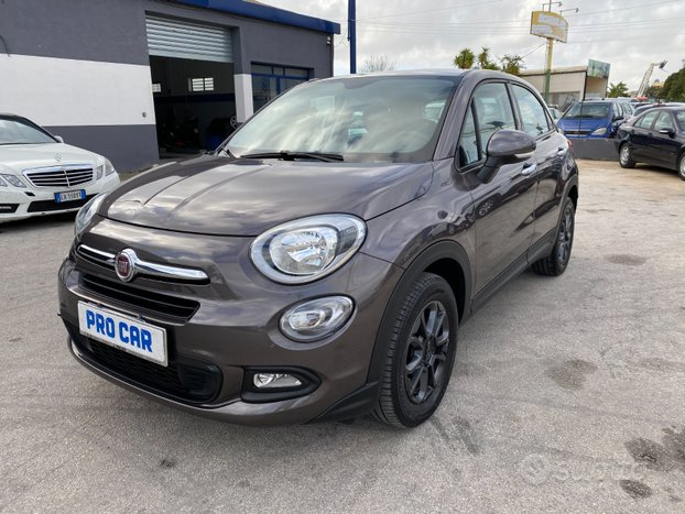 FIAT 500X 1.3 mjt 95 cv Pop Star - 2016