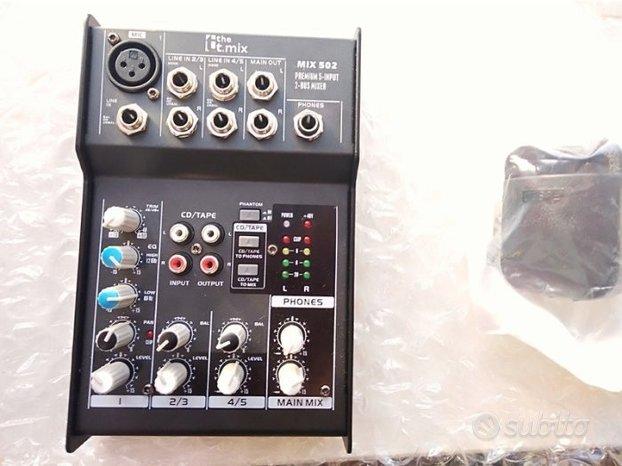 Mixer Tbone 3canali nuovo