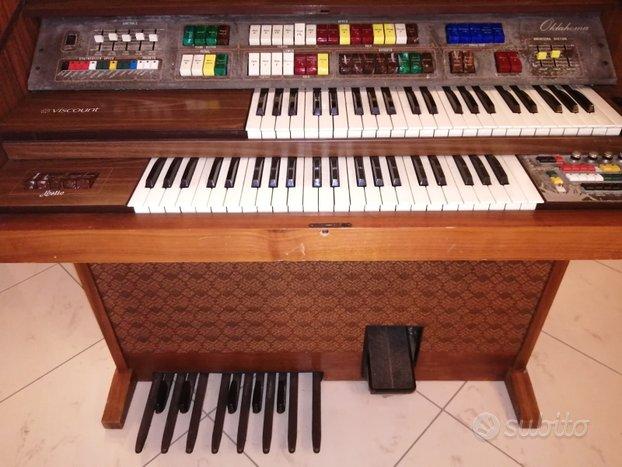 Organo Elettronico Seminuovo