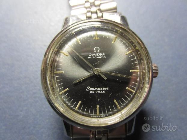 Omega Seamaster De Ville anni '70 x donna