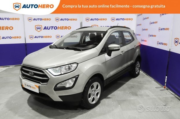 FORD EcoSport 1.0 EcoBoost 100 CV Plus - CONSEGN