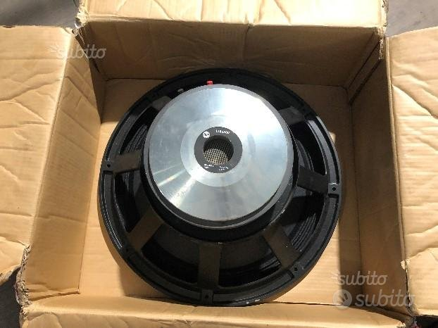 Woofer RCF 18 pollici