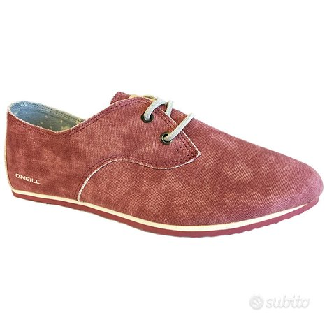 O'Neill Sheila Low Canvas Donna Colore ROSA N 38