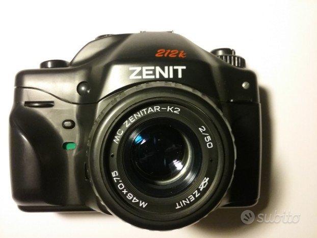 macchina fotografica zenit 212k