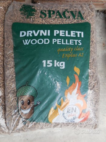 Pellet Rovere prestagionale