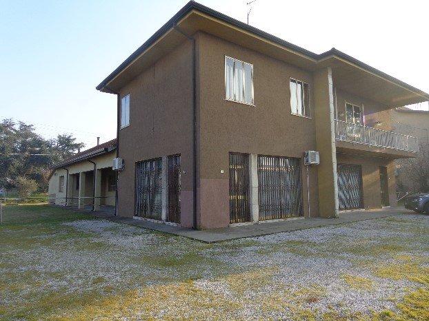 Rovigo - laboratorio artigianale con abitazione