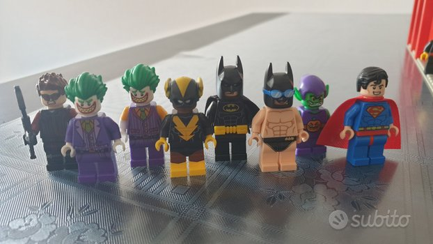 Lego Minifigure Super Heroes Batman