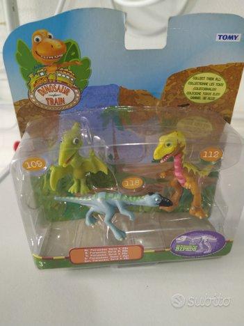 Personaggi Treno dei Dinosauri