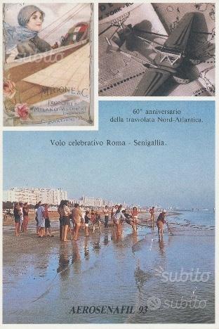 Cartolina del 1993