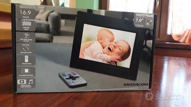"""Cornice DIGITALE Mediacon Photo Frame 7.0"""""""