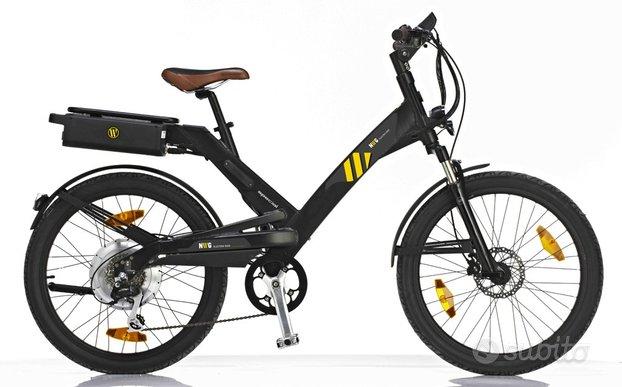 Bici mbt elettrica special nwg
