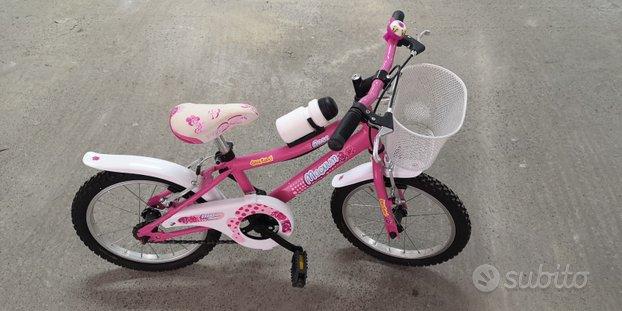 """Bicicletta Bambina modello Magnum Rose 16"""""""