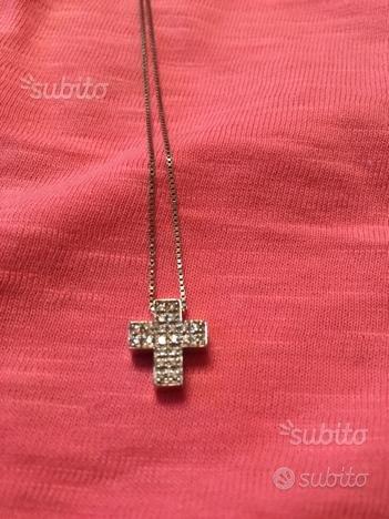 Girocollo SALVINI con diamanti