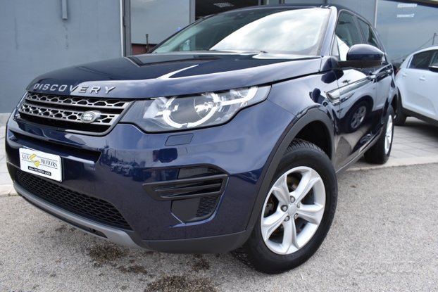 LAND ROVER Discovery Sport 2.0 Td4 150 CV - 2016