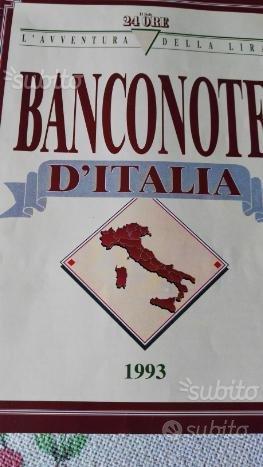 Album banconote d'Italia