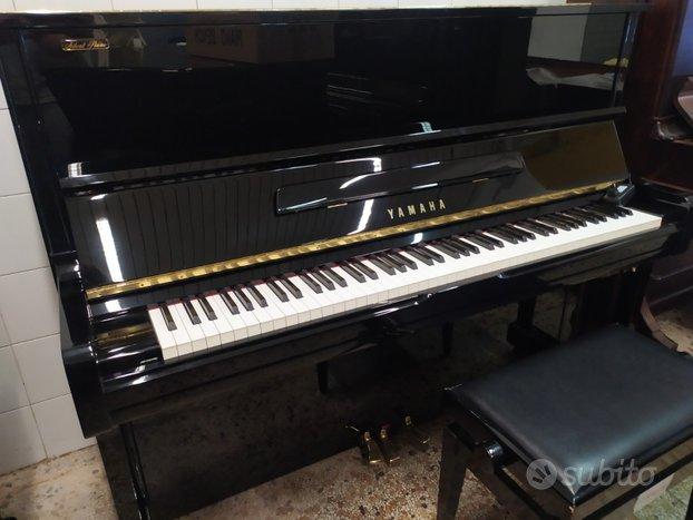 Pianoforte Yamaha U1 silent original trasp incluso