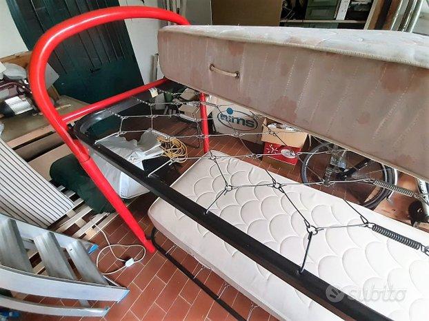 Letto a castello e rete letto - Caravan e Camper In ...