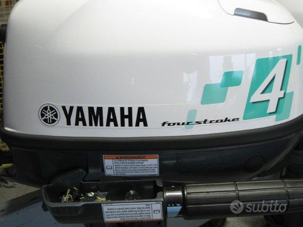 Yamaha F 4 nuovi