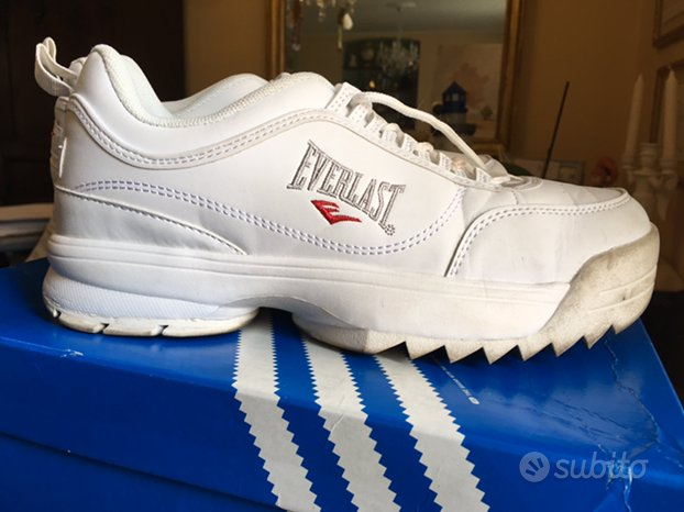 Everlast tg 38 sneakers bianche