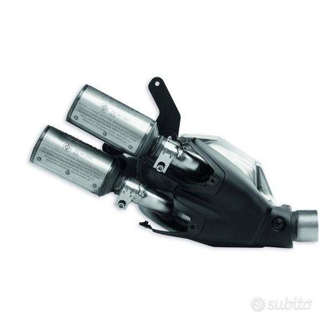 Ducati Scrambler 96481272A Silenziatore omologato
