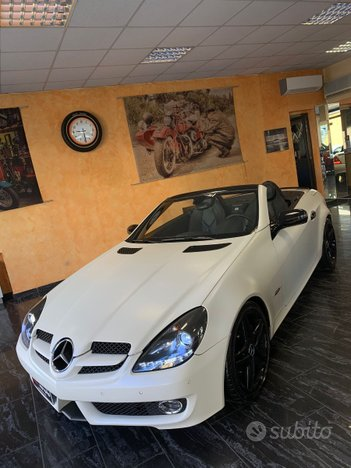 Mercedes SLK 200 Sport SpecialEdition Automatica