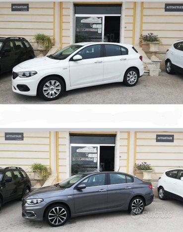 Disponibili FIAT Tipo 4 e 5 porte - 2017