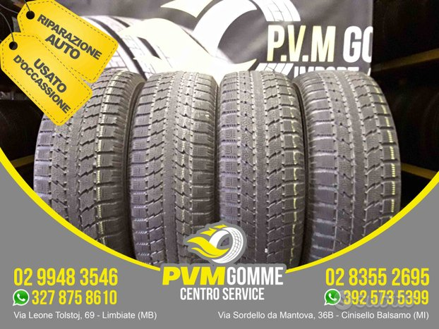 Gomme usate 215 65 r16 98t invernali au