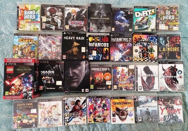 Videogiochi PS3 Playstation 3