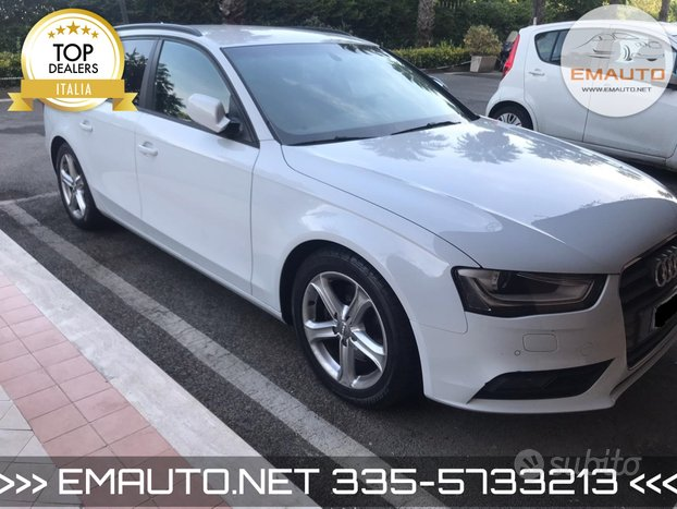 Audi A4 Avant 2.0 TDI 143CV F.AP. Business Plus