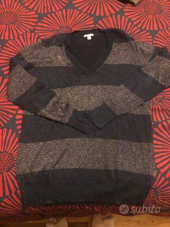 Maxi maglia in cotone