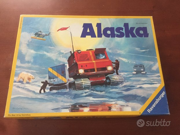 Alaska Ravensburger