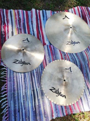 Piatti batteria Zildjian