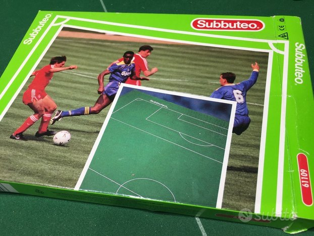 Subbuteo Zuego LOTTO CONVENIENZA