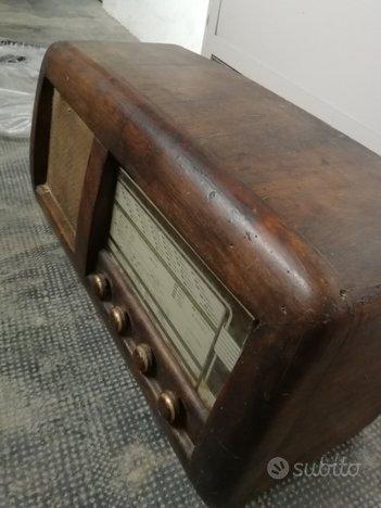 Radio vintage anni 40/50