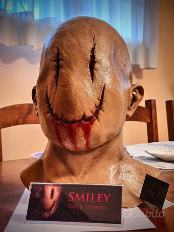 Maschera horror film Smiley
