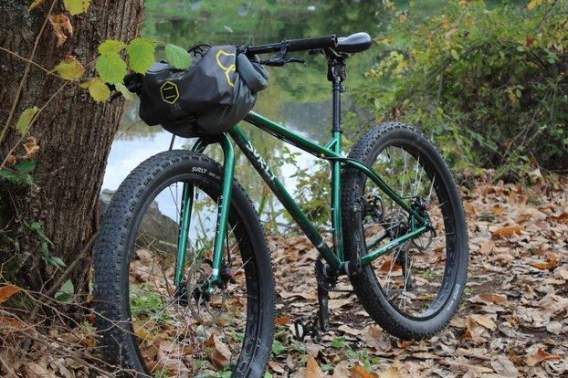 Surly Krampus 29+ fatbike mtb trail bikepacking