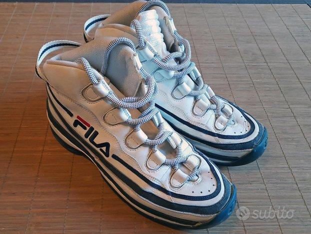 FILA Trap Mid scarpe da basket 46 47, '90s
