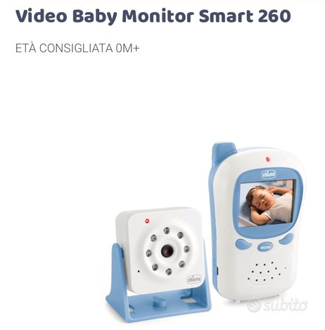 Video baby monitor Chicco