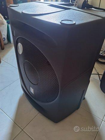Casse Voice System 250 W + Mixer