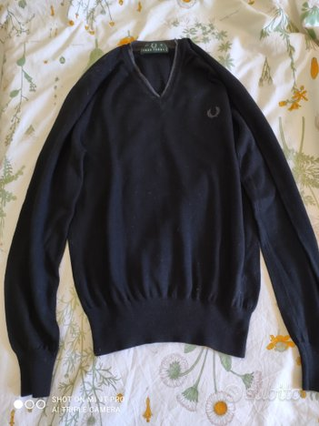 Fred Perry maglioncino