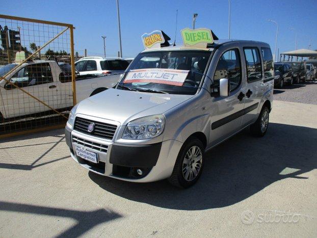 FIAT Doblò 1.9 MJT 120 CV 5 POSTI AUTOVETTURA 2009