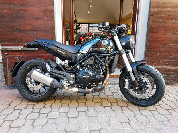 Nuova Benelli Leoncino 500 My 2021 Euro 5