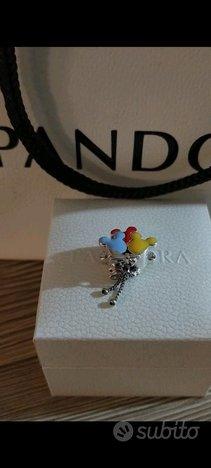 Pandora Disney Charm Mickey Tre Palloncini