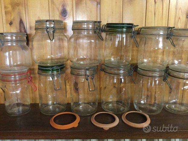 Barattoli in vetro - Arredamento e Casalinghi In vendita a ...