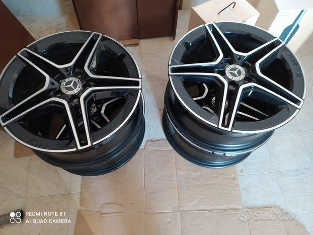 Cerchi Mercedes Classe Gla AMG X156 originali