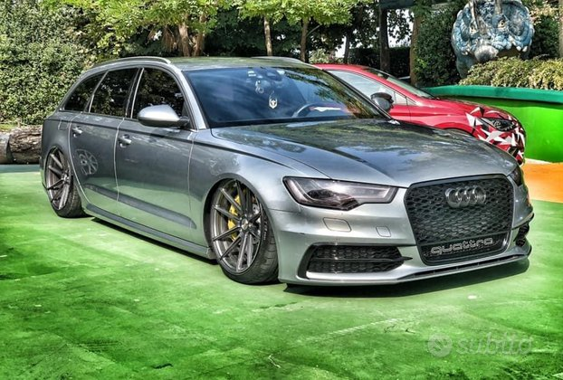 Audi a6 special