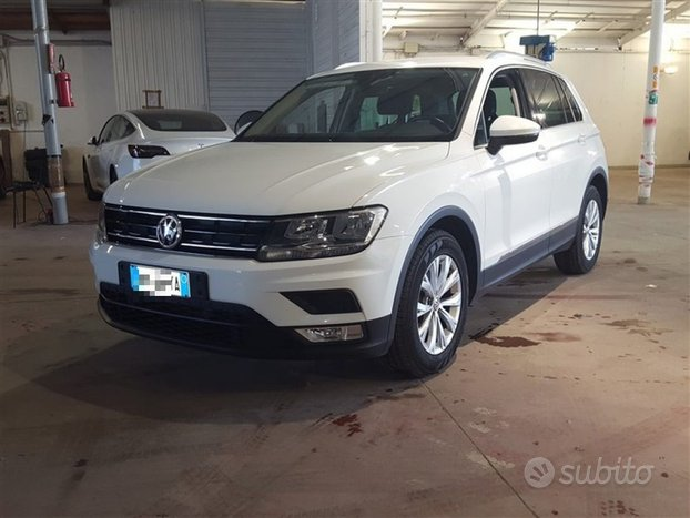 VOLKSWAGEN Tiguan 1.6 TDI SCR Business BlueMotio