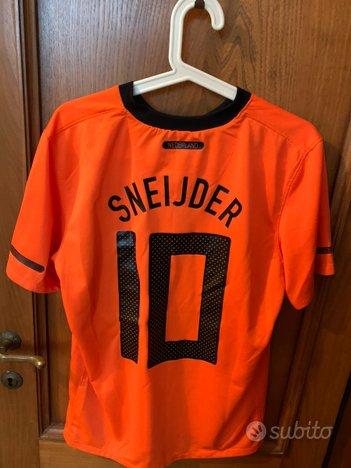 Maglia Olanda Sneijder 10 Nike Mondiali 2010